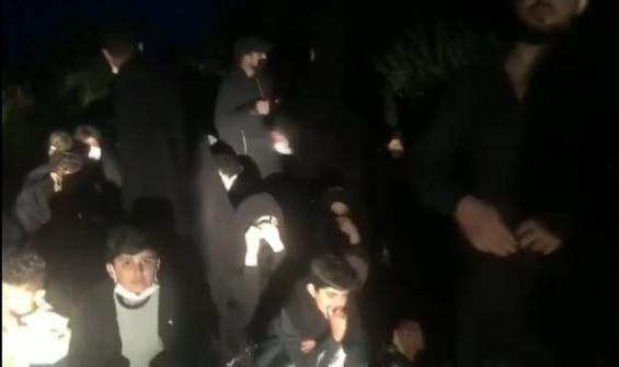 Yunanistan'ın göçmenlere zulmü devam ediyor! MSB paylaştı...