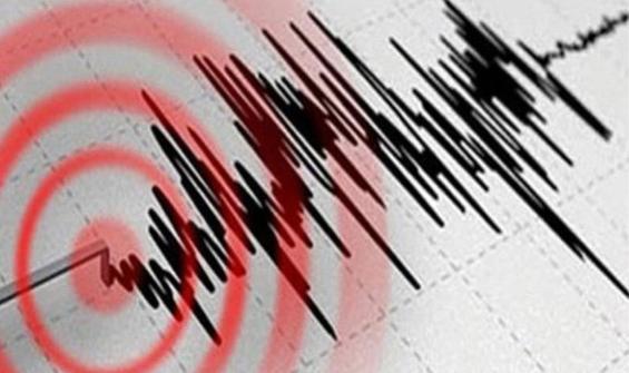 Datça açıklarında korkutan deprem!
