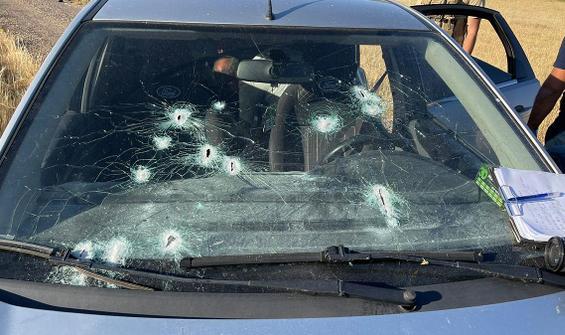 AK Partili başkanın kardeşine silahlı saldırı