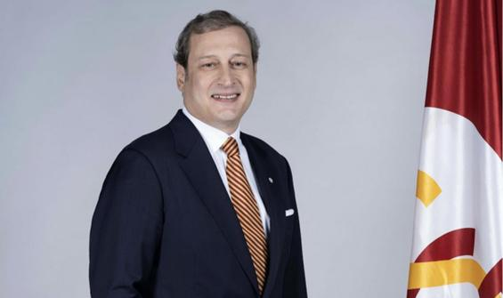 Galatasaray'ın yeni başkanı Burak Elmas'tan ilk açıklama