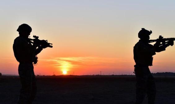 MSB duyurdu! 1'i PKK'lı 4 kişi sınırda yakalandı