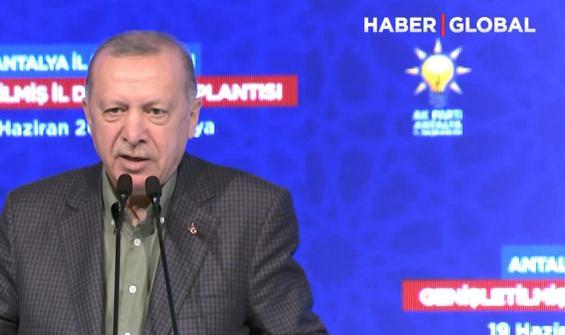 Erdoğan'dan HDP binasına saldırıyla ilgili açıklama