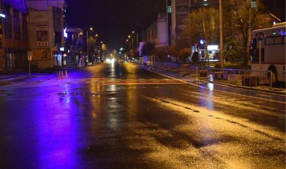 Sokak kısıtlaması tüm Türkiye'de başladı!