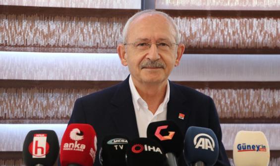 CHP lideri Kılıçdaroğlu: Erken seçim istiyoruz