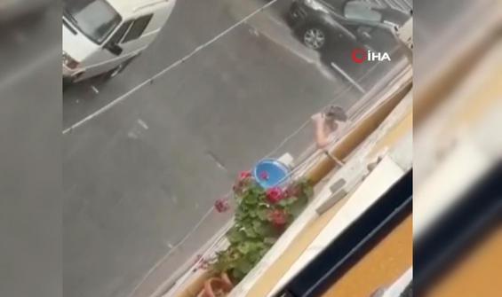 Yer İstanbul... Bu vatandaş su tasarrufunda çığır açtı