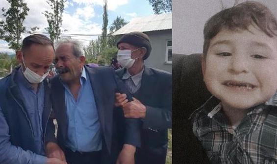 Ölen oğlu için 'Yanına geleceğim' diye ağıt yakan baba öldü
