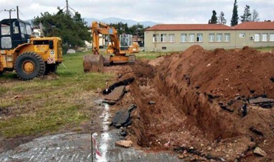 Yunanistan'daki mezarlık krizinde yeni gelişme