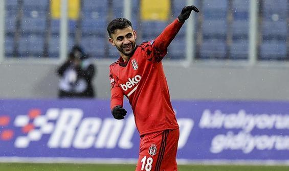 Beşiktaş'ta Rachid Ghezzal gelişmesi