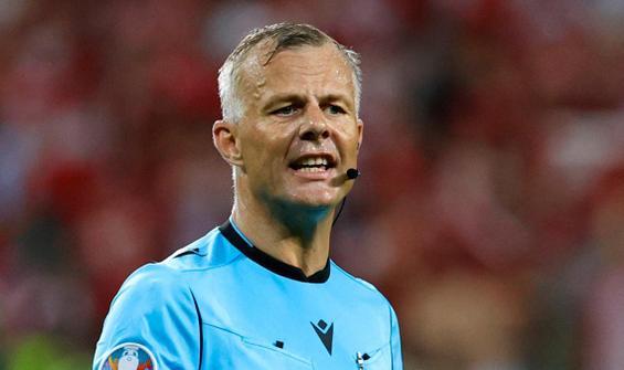 EURO 2020 finalini yönetecek hakem belli oldu