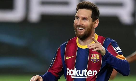 Messi'den tarihi fedakarlık! Barcelona'da kaldı