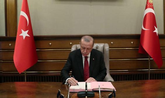 Cumhurbaşkanı Erdoğan'dan genelge