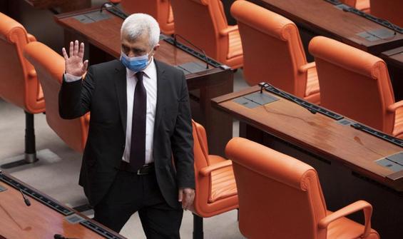 HDP'li Gergerlioğlu yeniden milletvekili! Meclis'e döndü
