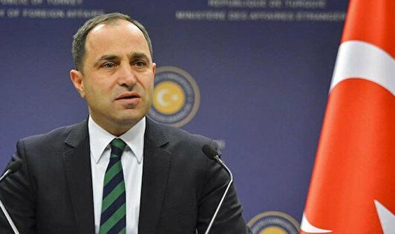 Türkiye'den BM temsilcilerine eleştiri