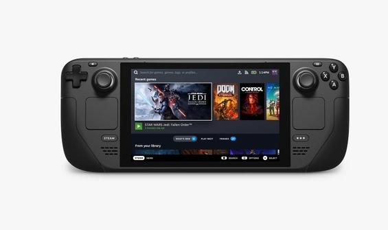 Yeni el konsolu Valve Steam Deck tanıtıldı