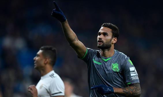 Beşiktaş, Willian Jose transferinde sona yaklaştı