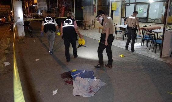Kahvehaneye kurşun yağdırdılar: 1 ölü, 1'i ağır 3 yaralı