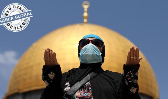 Kudüs'te yaşayan bazı Filistinliler aslında 'yaşamıyor'