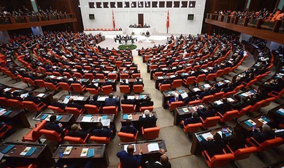 CHP, HDP ve İYİ Parti'nin grup önerileri kabul edilmedi