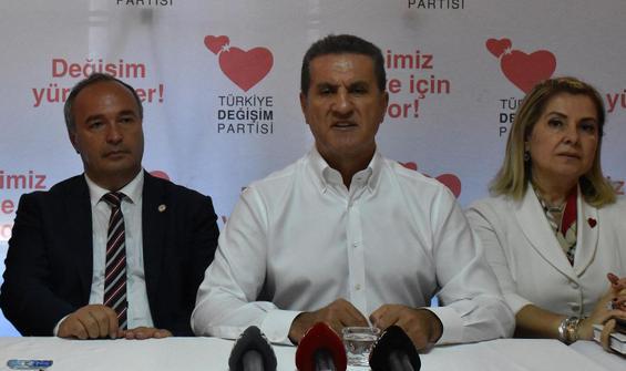 Mustafa Sarıgül kongrede rahatsızlandı