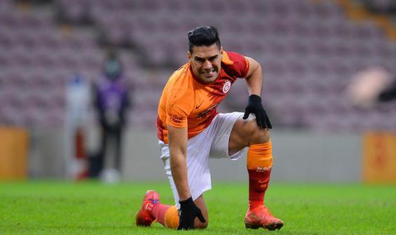 PSV maçı öncesi Falcao'dan Galatasaray'a kötü haber