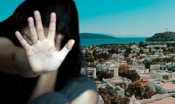 Bodrum'da ünlülerin kaldığı otelde tecavüz dehşeti!
