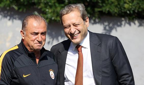 Galatasaray, Fatih Terim'le sözleşme yeniledi