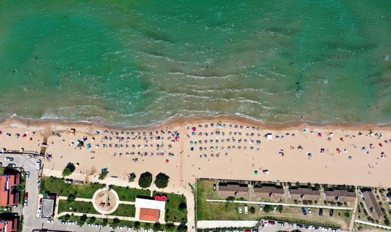 Ne Ege ne de Akdeniz... Burada tatil yüzde 50 daha ucuz!