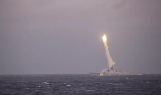 Rusya güdümlü hipersonik füzesini test etti
