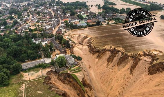 Üst üste felaketler... Dünya bu kez çok sert uyarıyor!
