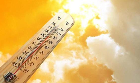 Sıcaklık rekoru kırıldı! Termometreler 49 dereceyi gösterdi