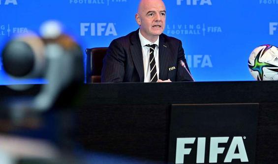 """FIFA'dan """"kural değişikliği"""" iddialarına açıklama"""