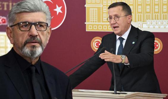 İYİ Partili Türkkan ile CHP'li İslam arasında tartışma