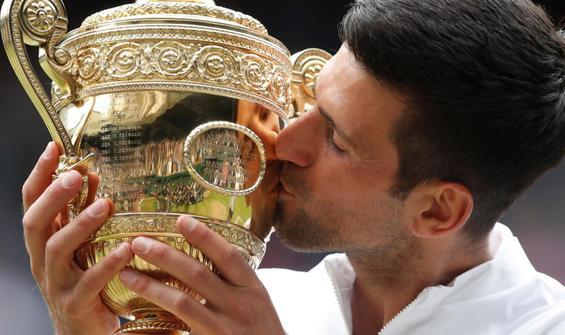 Djokovic 'Altın Slam' peşinde