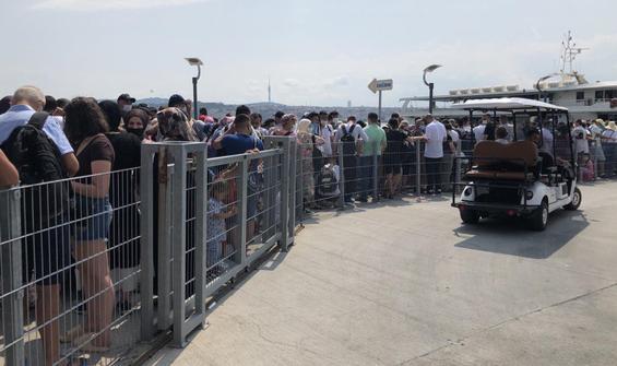 İstanbul'da kalanlar oraya akın etti!