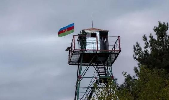 Azerbaycan askerinin şehit olduğu bölgede çatışma devam ediyor