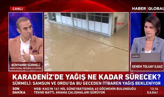 Karadeniz'de yağışlar devam edecek mi?
