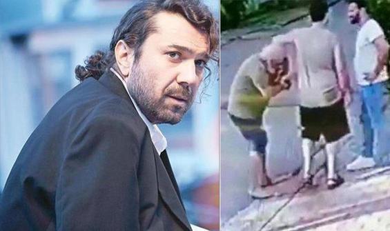 Komşusunu darp eden Halil Sezai'den skandal sözler