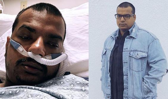 Aşı karşıtı genç koronadan hayatını kaybetti
