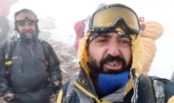İki kayıp dağcı ararken beş kişi bulup geldiler