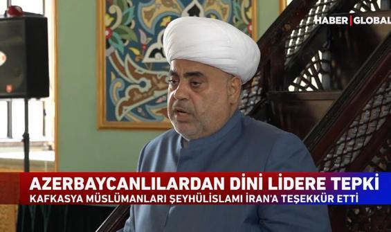 Azerbaycan dini liderinden tepki çeken açıklama