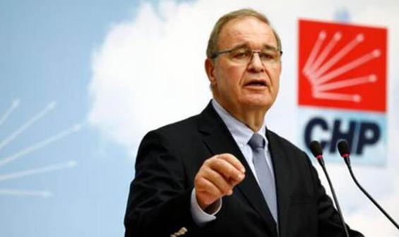 """CHP Sözcüsü Öztrak'tan """"kapanma"""" açıklaması"""