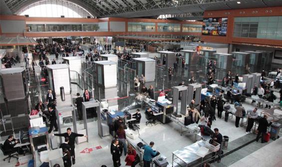 Sabiha Gökçen Havalimanı iki günde rekor kırdı!