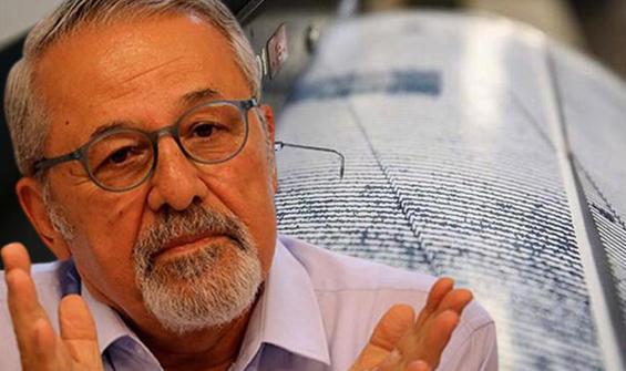 Prof. Dr. Naci Görür: Büyük deprem bekliyoruz