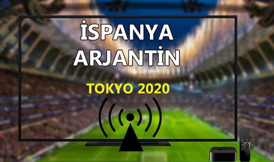 İspanya Arjantin maçı CANLI İZLE