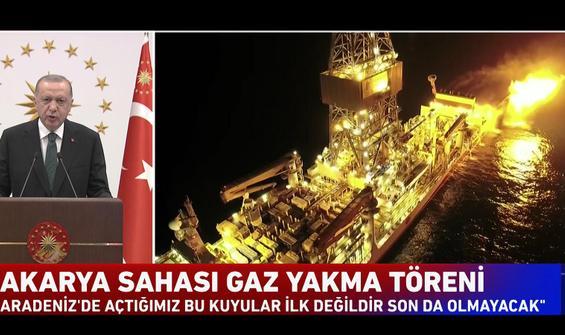 Karadeniz doğalgazında ilk ateş!