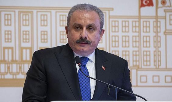 TBMM Başkanı Mustafa Şentop'u sevindiren haber