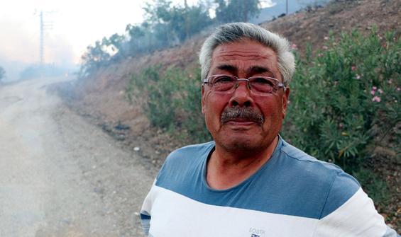 Kozan'daki yangının acı tablosu sabah ortaya çıktı