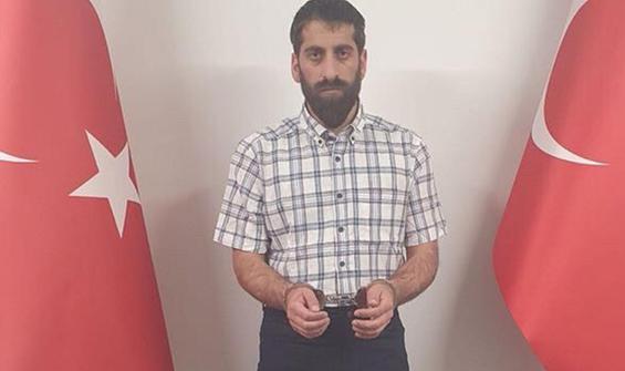 Avrupa'ya kaçacaktı, Türkiye'ye getirildi