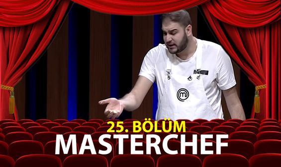 MasterChef Türkiye 25. Bölüm İzle 2021