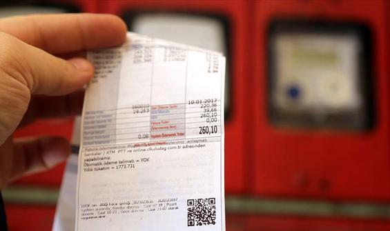Adana ve çevresinde elektrik faturalarına üç ay erteleme